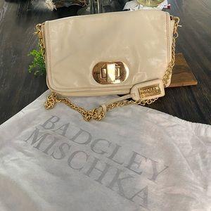 Badgley Mischka authentic shoulder hand bag